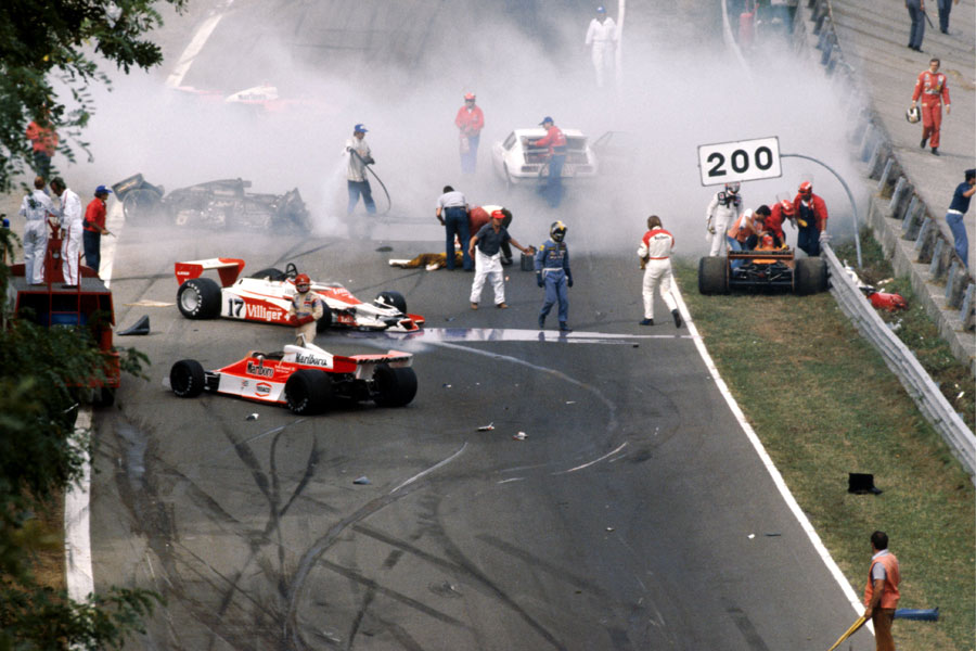 The Italian Grand Prix-9, Monza,Italy (1978)