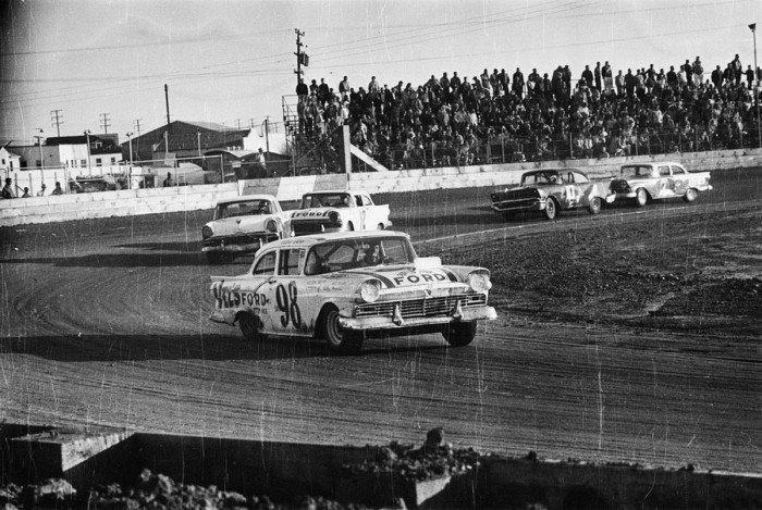 Automobile Racing History