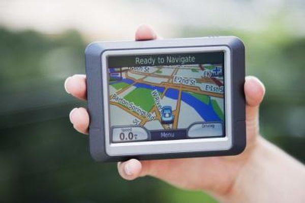 How to Use Garmin GPS for the First Time