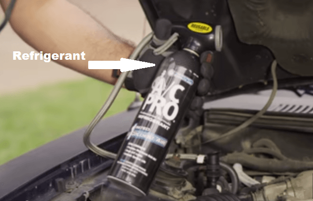 how to manually engage ac compressor clutch