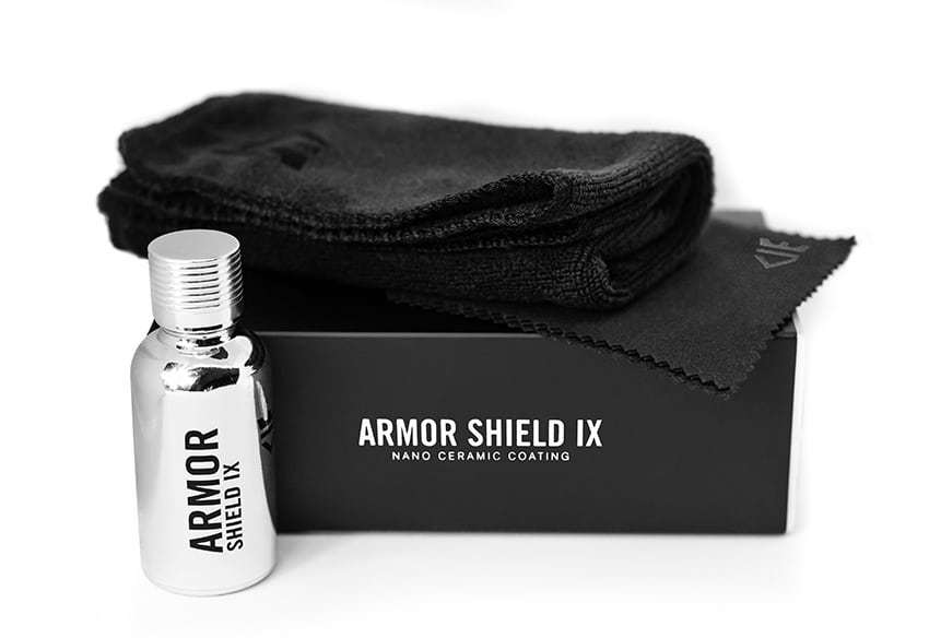 Armor Shield IX by AvalonKing