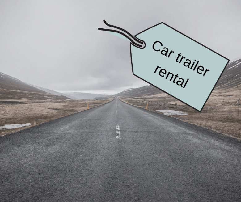 Car Trailer Rental as a Convenient Way of Transporting a Vehicle